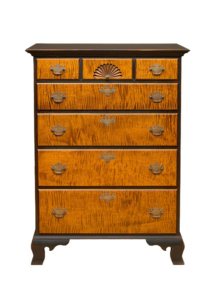 5-drawer-chippendale-chest