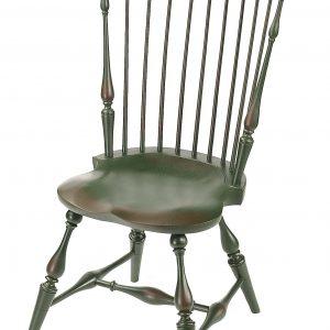 Fan Back Side Chairs