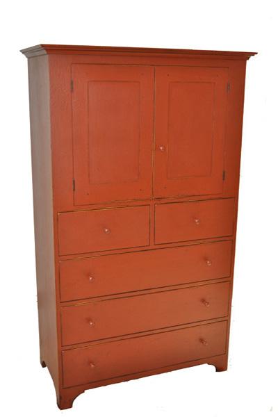 shaker-doors-over-drawers