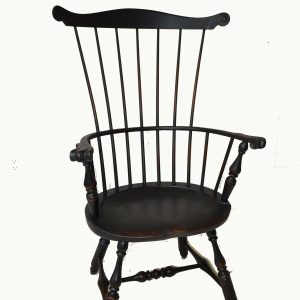 Comb Back Arm Chairs