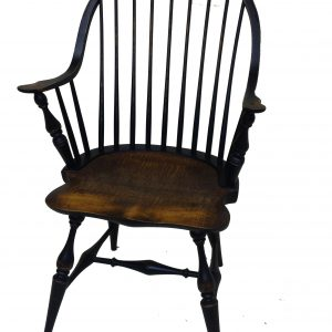 Bow Back Arm Chairs